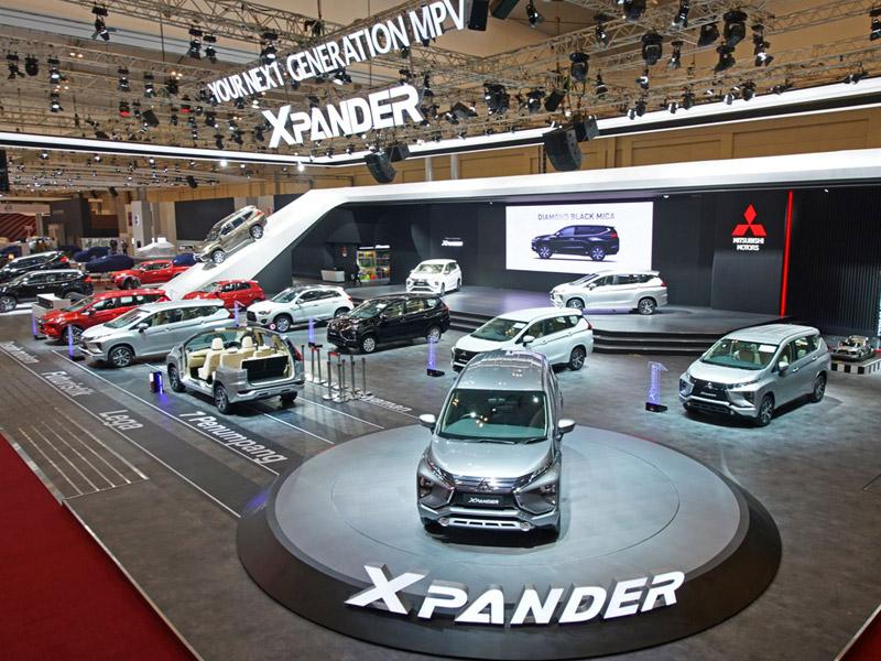 Mitsubishi Xpander Capai Lebih Dari 11.000 Unit Pemesanan Dalam Dua Minggu