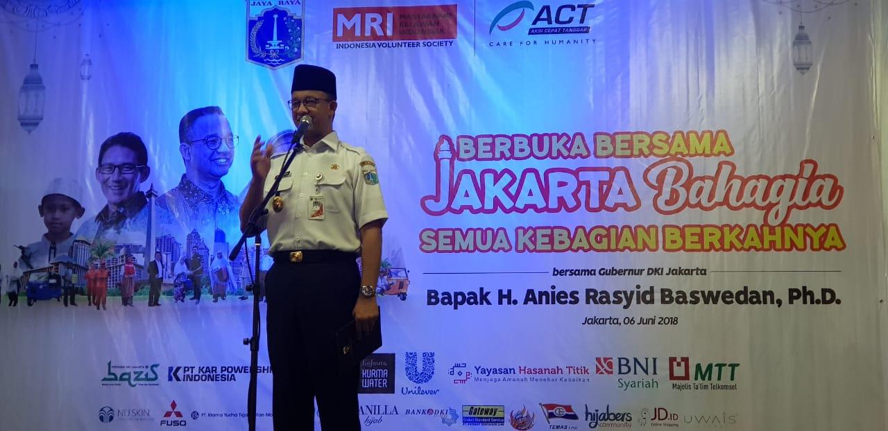 "Berbagi di Bulan Suci Ramadhan, KTB Berikan 2.000 Porsi Makan Gratis Melalui Program ""Berbuka Bersama, Jakarta Bahagia"""