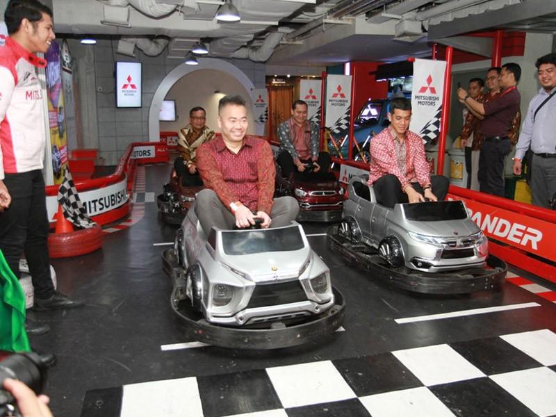 Mitsubishi Hadirkan Xpander di KidZania Jakarta