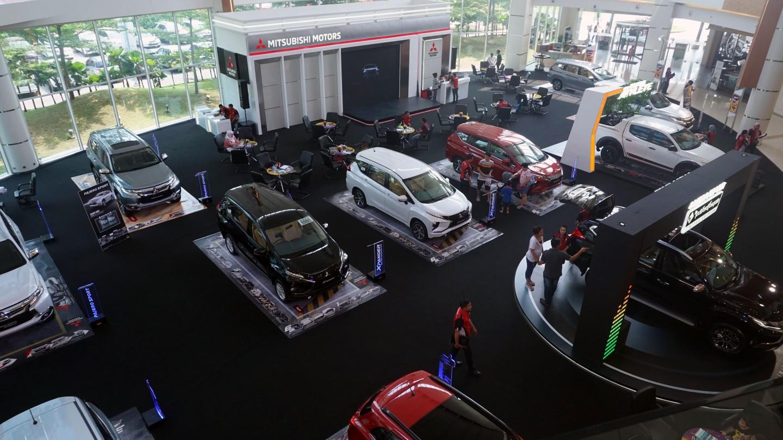 Jadwal Pameran Mitsubishi Oktober 2018