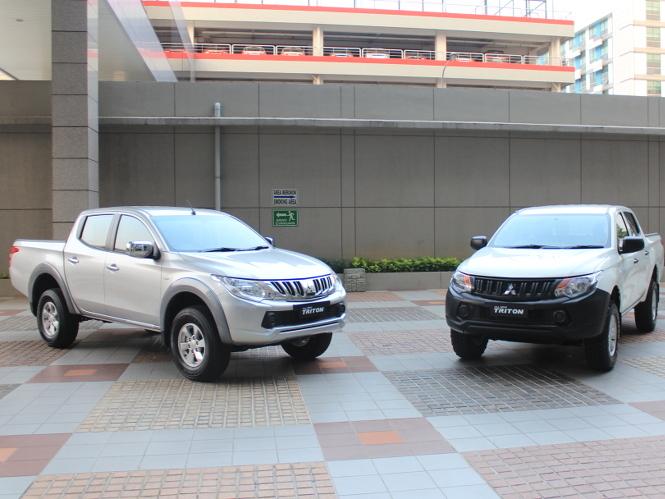 Mitsubishi Optimistis Penjualan Pikap Triton Terbaru Makin Melejit di GIIAS