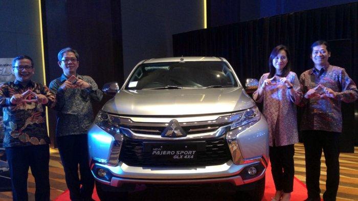'Selametan' Penjualan 120 Ribu Unit Pajero, Mitsubishi Perkenalkan Dua Produk Terbaru
