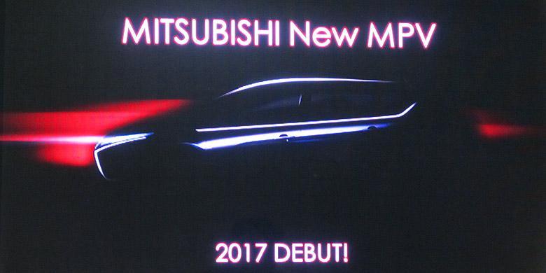 Proyek Low MPV Mitsubishi Tetap Berlanjut meski Rupiah Terpuruk