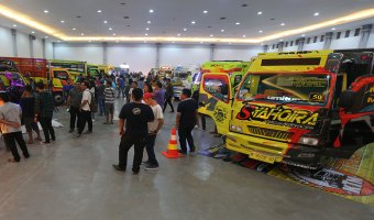 Dukung Kreatifitas Komunitas Truk, Mitsubishi Fuso Berpartisipasi dalam Jogjakarta Truck Festival 2018