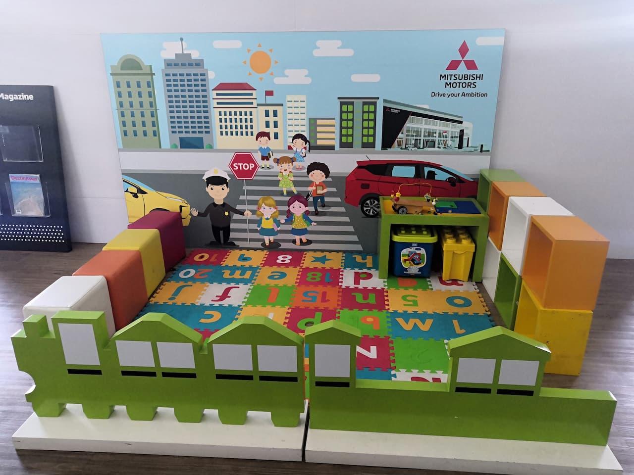 Area Bermain Anak-Anak / Playground