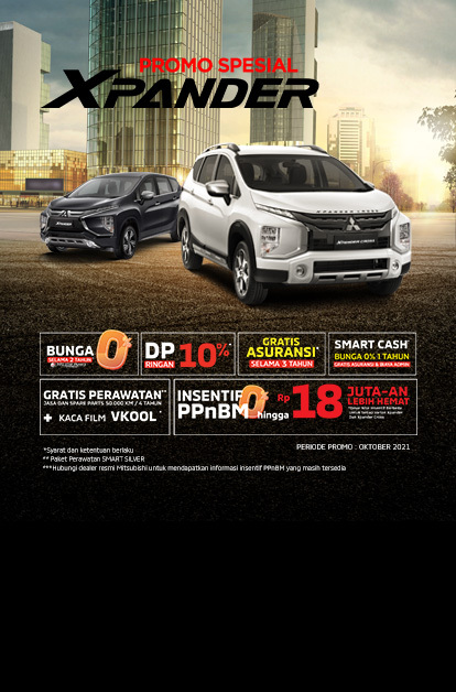Program Penjualan Mitsubishi Motors Oktober 2021