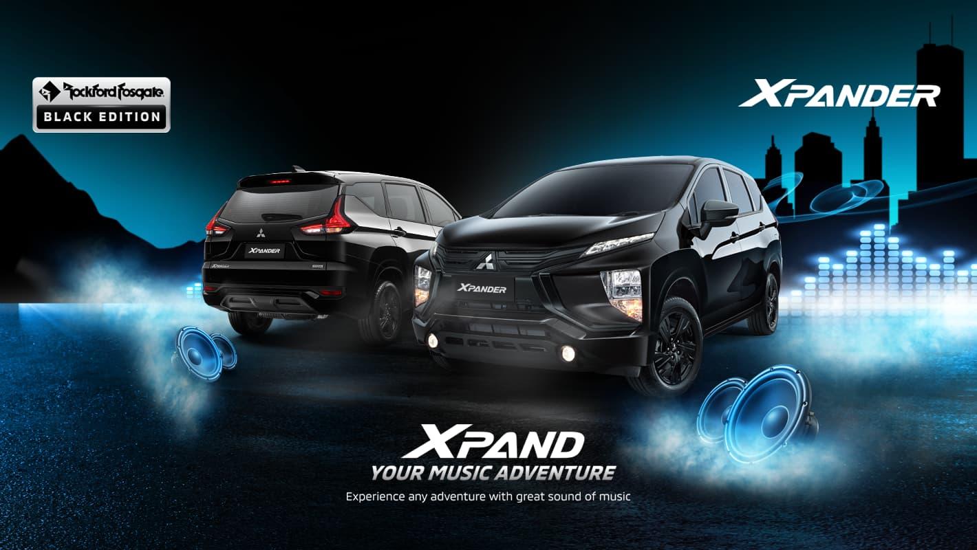 Mitsubishi Xpander RF Black Edition
